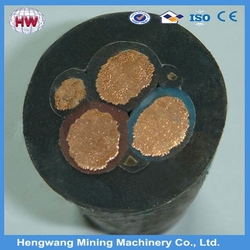 Copper core low voltage power cable/marine cable/Cabtyre Cable