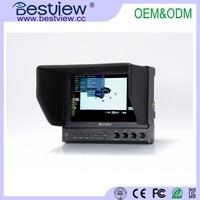 7 inch on camera ypbpr camera field monitor supplier