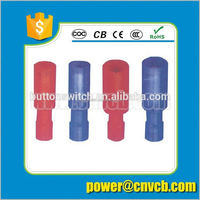 T32-FRFNY MPFNY bullet shaped male female fully insulated terminal with nylon sheath Insulating joint