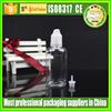 50ml PET bottles e cig oil bottles dropper bottles 50ml