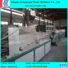 PVC cable making equipment/pvc pipe making equipment