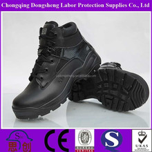 Black short army military tactical shoe for 511