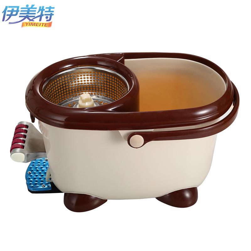 중국 제조 업체 OEM 걸레 버킷 쉬운 청소 장비 걸레
