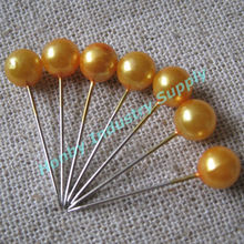 Art and Craft 25mm Decoration Pixie Plastic Pearl Bouquet Pin