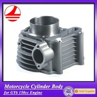 Chinese Cheap GY6 150CC Motorcycle Cylinder Block 3 wheel motorcycle