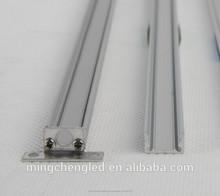 prezzo basso profilo in alluminio anodizzato per cartellone