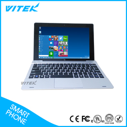 Christmas gifts cheapest windows10 Quad core tablet pc with sim slot