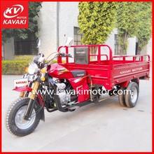 Max loading capacity 2000kg 200cc 5 wheel Heavy Duty Truck Cargo Tricycle