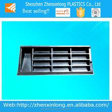 Custom PS vacuum forming flat plant trays of plastic