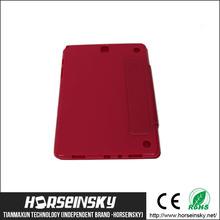 2015 leather case for ipad mini keyboard case,qi charger case for ipad mini,360 degree rotate for ipad case