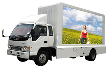 P8SMD led mobile advertising trucks for sale/cool truck/hot sell led display