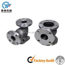 Customized Drawing valves/ investment casting/steel casting valve parts