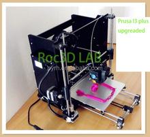 Upgraded ReprapPrusa i3 type desktop 3D printer full kits
