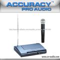 karaoke profesional VHF micrófono inalámbrico VHF-102