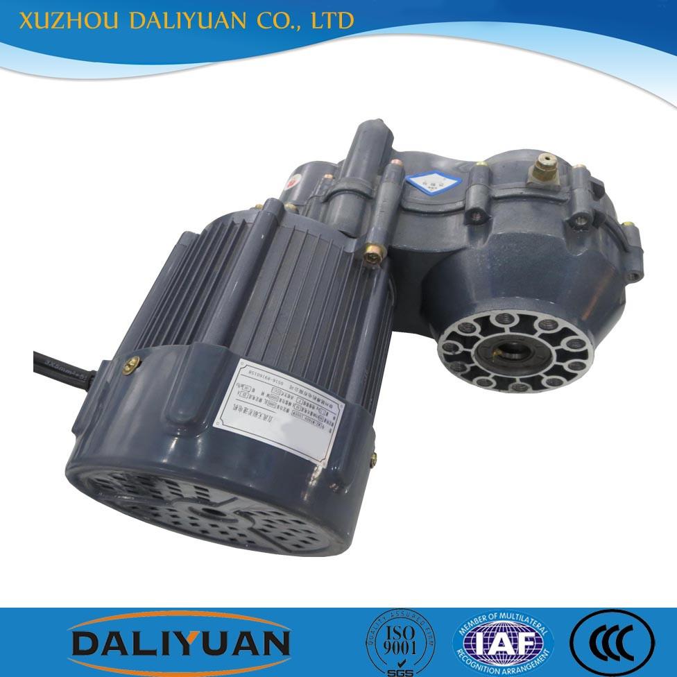 24v Dc Gear Motor 12v Dc Fan Motor 48v1000w For Electric