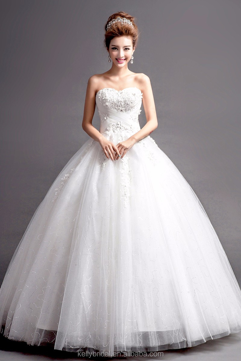 Zm 16122 Sweetheart Tulle Organza Ball Gown Sleeveless Traditional ...