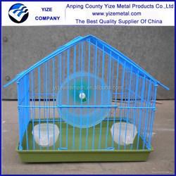 singing bird cage /decorative metal bird cages /Classic and comfortable bird cage