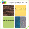 china goods wholesale color acceptable self adhesive paper self adhesive glitter paper