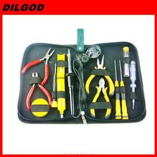 13pcs mini tool kit mechanical tool kit mobile repairing hand tool set