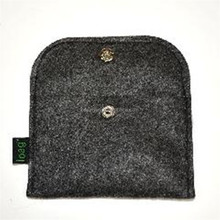 decorative storage boxes/cheap christmas gift bags/12 inch laptop felt bag