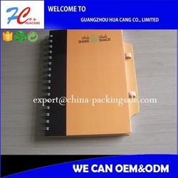 Cheap Custom Notebook/school exercise books/Diary note book with top quality