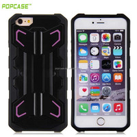 Factory Make Plastic Hard Case for iPhone 6 Bumper