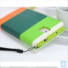 Handmade Leather Mobile Phone Case for Samsung Galaxy Note 3 P-SAMN9000CASE023