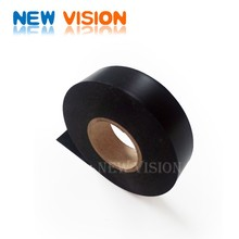 Green red white black yellow blue color rubber adhesive pvc duct tape