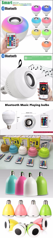 RGB led light brightness adjustable Bluetooth music player  living room music box ceiling light with speaker (1).jpg