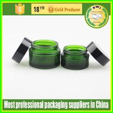 Drum series beauty cream wholesale acrylic cosmetic jar