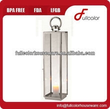Stainless steel lantern various sizes