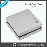 Lid and Base Thick Paper Packing Box