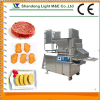 Meat Processing Machinery for Burgers