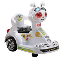 Kids cars electronic Motorcycle three wheels baby toy car ride on car