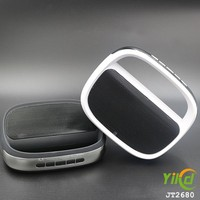 portable bluetooth speaker wireless car subwoofer with tf card