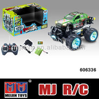 2014 new item RC jeep children electric car toy With rechargeable battery