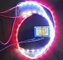 12V DC Portable Rechargeable Li-ion Battery Long Lifetime for Led Strips Christmas Lighting Welcome OEM, ODM