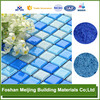 durable best price aqua pigment glass mosaic manufacturer