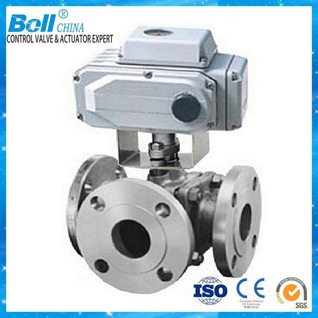 Electric Flange Reliable Electric Motors From Tianjin