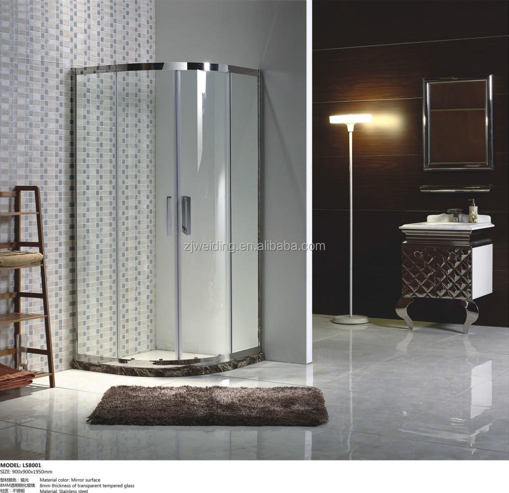 Fiberglass Shower Enclosures. Bathroom Shower Stalls With Doors ...