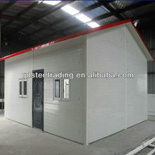 Low cost prefab House Good Quality