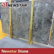 Popular Colors Natural grey marble slab