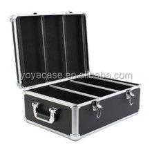 Aluminum-like Hard CD Case, 600 Capacity (CD Holder Cases)