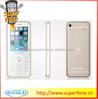 High quality good price A6 2.4 inch build in Facebook/Twitter 12hours long talk time cheap mobile phone handset