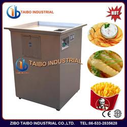 vegetable processing tools 200kg/h multipurpose stainless steel electric fresh potato chips slicer