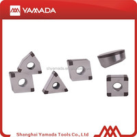 CBN insert or PCBN tipped cutting insert or PCBN Inserts for Hard Turning