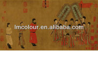 Copy Painting of Famous Artist from China