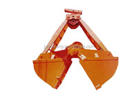 High durability mechanical grab bucket for all types of Excavators