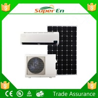super general split air conditioner, 12000btu solar air conditioner cooling and heating, split air conditioner
