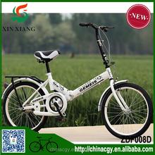 20'' shock absorber road bike folding bicycle kids folding bike